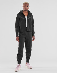 textil Dam Joggingbyxor Nike NSTCH FLC ESSNTL HR PNT Svart