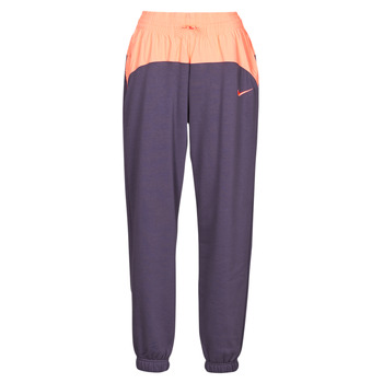 textil Dam Joggingbyxor Nike NSICN CLSH JOGGER MIX HR Violett / Rosa