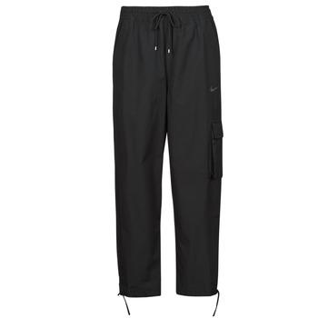 textil Dam Joggingbyxor Nike NSICN CLASH PANT CANVAS HR Svart / Grå