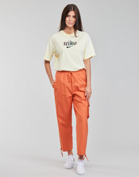 textil Dam Joggingbyxor Nike NSICN CLASH PANT CANVAS HR Brun / Orange