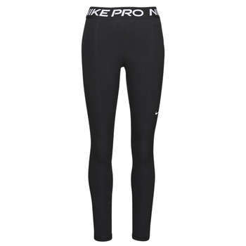 textil Dam Leggings Nike NIKE PRO 365 TIGHT Svart / Vit