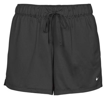 textil Dam Shorts / Bermudas Nike DF ATTACK SHRT Svart / Vit