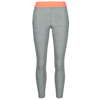 textil Dam Leggings Nike NIKE PRO TIGHT 7/8 FEMME NVLTY PP2 Grå / Orange / Vit