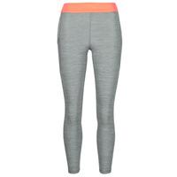 textil Dam Leggings Nike NIKE PRO TIGHT 7/8 FEMME NVLTY PP2 Grå / Orange / Vit