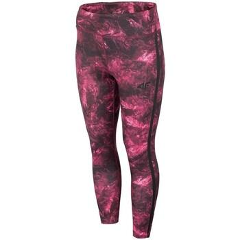 textil Dam Byxor 4F SPDF010 Rödbrunt
