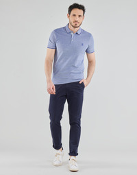 textil Herr Chinos / Carrot jeans Selected SLHSLIM-MILES FLEX Marin