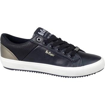 Skor Herr Sneakers Lee Cooper LCJL2031041 Svarta, Guld