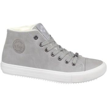 Skor Dam Höga sneakers Lee Cooper LCJL2031013 Gråa