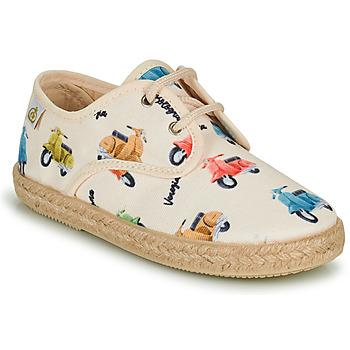 Skor Pojkar Sneakers Citrouille et Compagnie OSTINO Flerfärgad