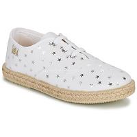 Skor Flickor Sneakers Citrouille et Compagnie OUAKA Silverfärgad