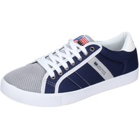 Skor Herr Sneakers Greenhouse Polo Club Sneakers BJ90 Blå