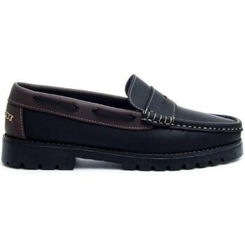 Skor Herr Loafers Montevita 68078 BLACK