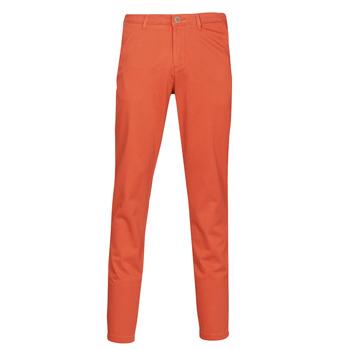textil Herr Chinos / Carrot jeans Jack & Jones JJIMARCO Röd