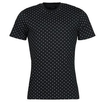 textil Herr T-shirts Jack & Jones JJMINIMAL Marin