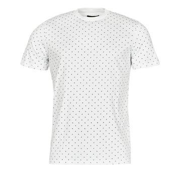 textil Herr T-shirts Jack & Jones JJMINIMAL Vit