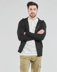 textil Herr Sweatshirts Jack & Jones JJEBASIC Svart