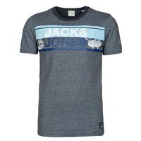 textil Herr T-shirts Jack & Jones JCONICCO Marin