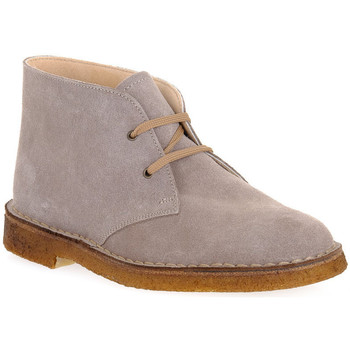 Skor Herr Boots Isle TOPO DESERT BOOT Grigio