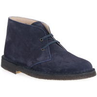 Skor Herr Boots Isle BLU DESERT BOOT Blu