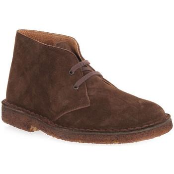 Skor Herr Boots Isle TESTA DI MORO DESERT BOOT Marrone