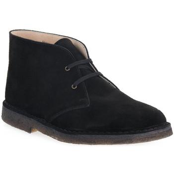 Skor Herr Boots Isle NERO DESERT BOOT Nero