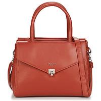 Väskor Dam Handväskor med kort rem David Jones  Cognac