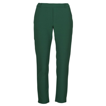 textil Dam Chinos / Carrot jeans Only ONLGLOWING Grön