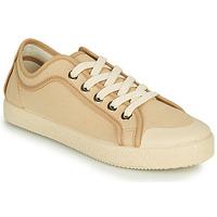 Skor Dam Sneakers Dream in Green OBRINDILLE Beige