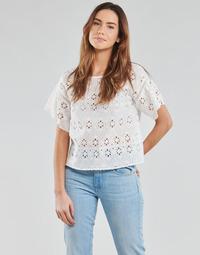 textil Dam Blusar Betty London OCHERIE Vit