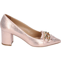 Skor Dam Pumps Broccoli Pumpar BJ132 Rosa
