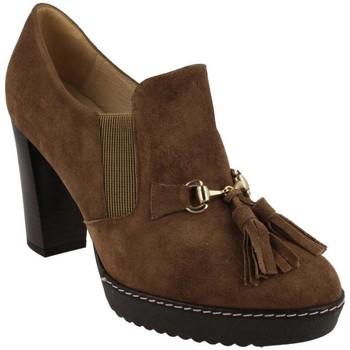 Skor Dam Boots Cx  Beige