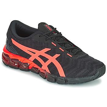 Skor Herr Sneakers Asics GEL-QUANTUM 180 5 Svart / Orange