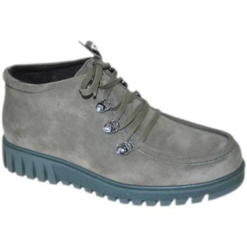 Skor Dam Boots Calzaturificio Loren LOE0699kaki verde