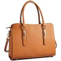 Väskor Dam Handväskor med kort rem Christian Laurier LYS camel