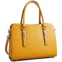 Väskor Dam Handväskor med kort rem Christian Laurier LYS jaune