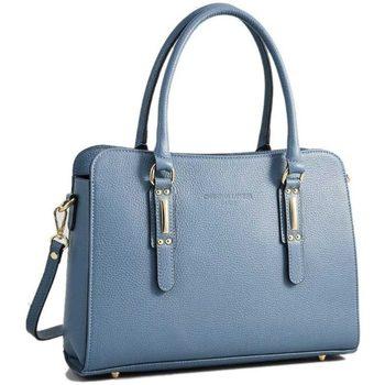Väskor Dam Handväskor med kort rem Christian Laurier LYS bleu