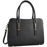 Väskor Dam Handväskor med kort rem Christian Laurier LYS noir