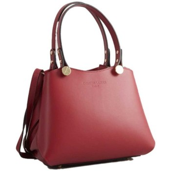 Väskor Dam Handväskor med kort rem Christian Laurier KIARA rouge