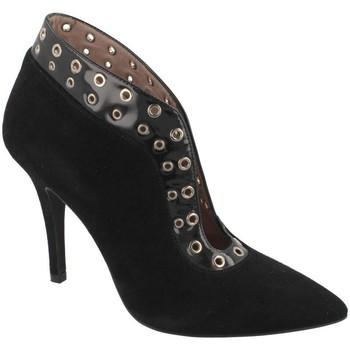 Skor Dam Boots Lodi  Negro