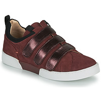 Skor Dam Sneakers JB Martin GERADO Bordeaux