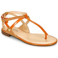 Skor Dam Sandaler JB Martin GENIE Orange