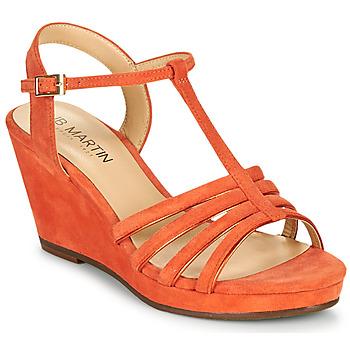 Skor Dam Sandaler JB Martin QUIRA Orange