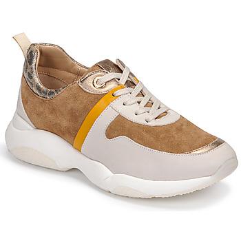 Skor Dam Sneakers JB Martin WILO Brun