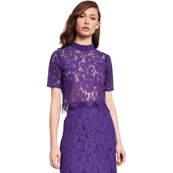textil Dam Blusar Gaudi 921FD45001 Violett