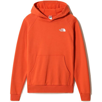 textil Herr Sweatshirts The North Face NF0A2ZWU Orange