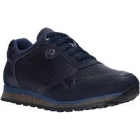 Skor Herr Sneakers Exton 340 Blå