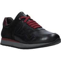 Skor Herr Sneakers Exton 591 Svart