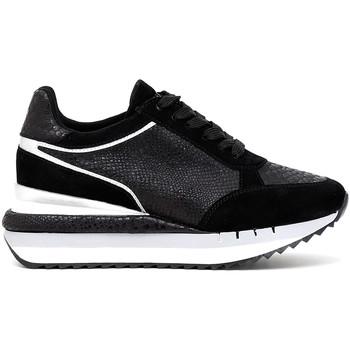 Skor Dam Sneakers Café Noir DN626 Svart
