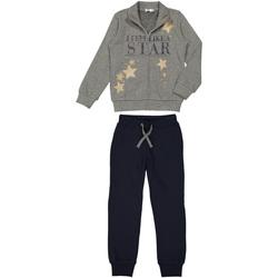 textil Barn Pyjamas/nattlinne Melby 90M0505M Grå