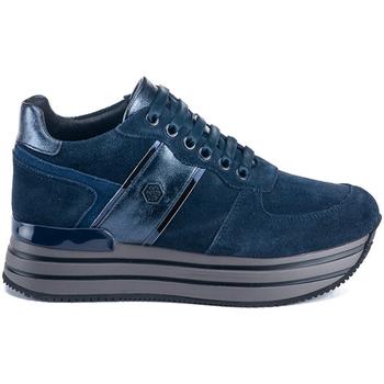 Skor Dam Sneakers Lumberjack SWA0312 001 Y84 Blå
